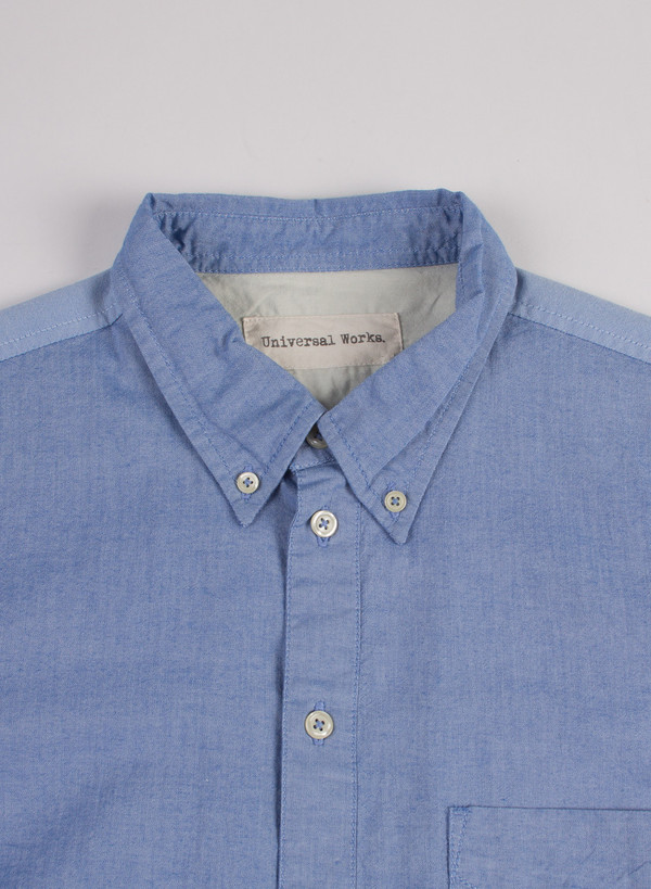 Men's Universal Works Everyday Shirt Blue