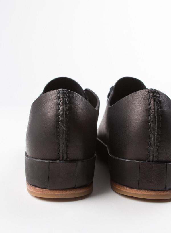 Men's FEIT Hand Sewn Low Black