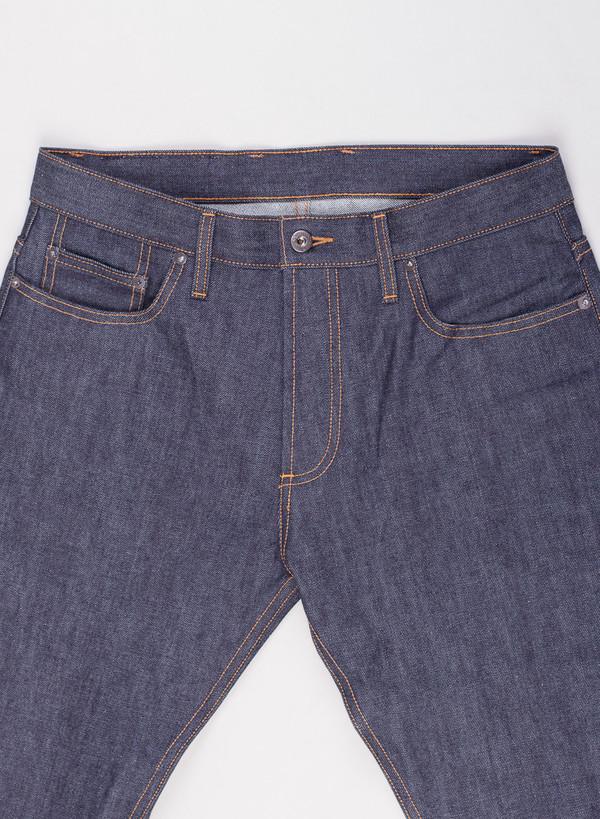 Men's 3Sixteen ST-100X Denim Jeans Indigo