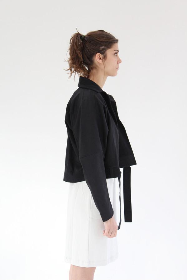 Kowtow Optical Jacket Black