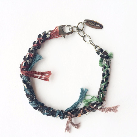 Joomi Lim Bracelet with Thread Details