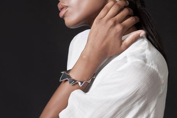 Materiality Cuff Bracelet
