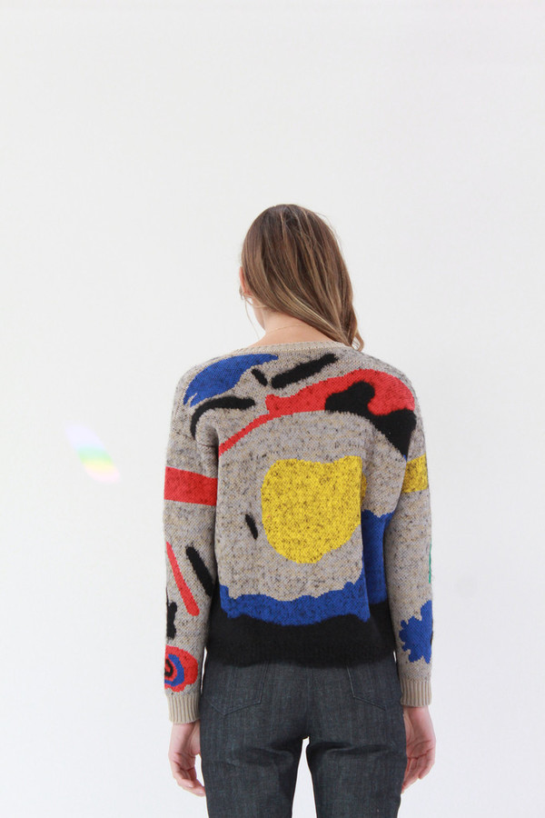 Rachel Comey Holiday Sweater
