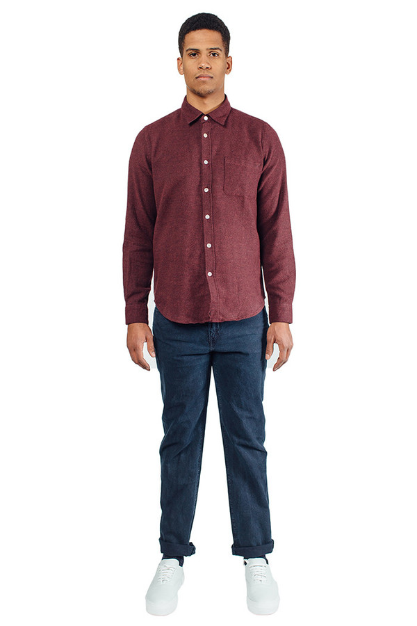 Men's Portuguese Flannel Boavista L/S Buttondown