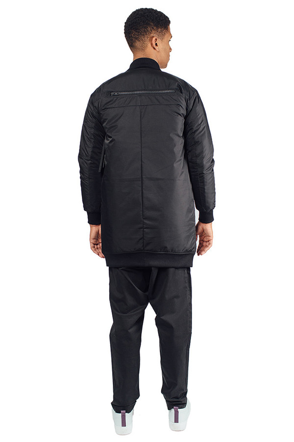 Men's Odeur Long Zippered Bomber