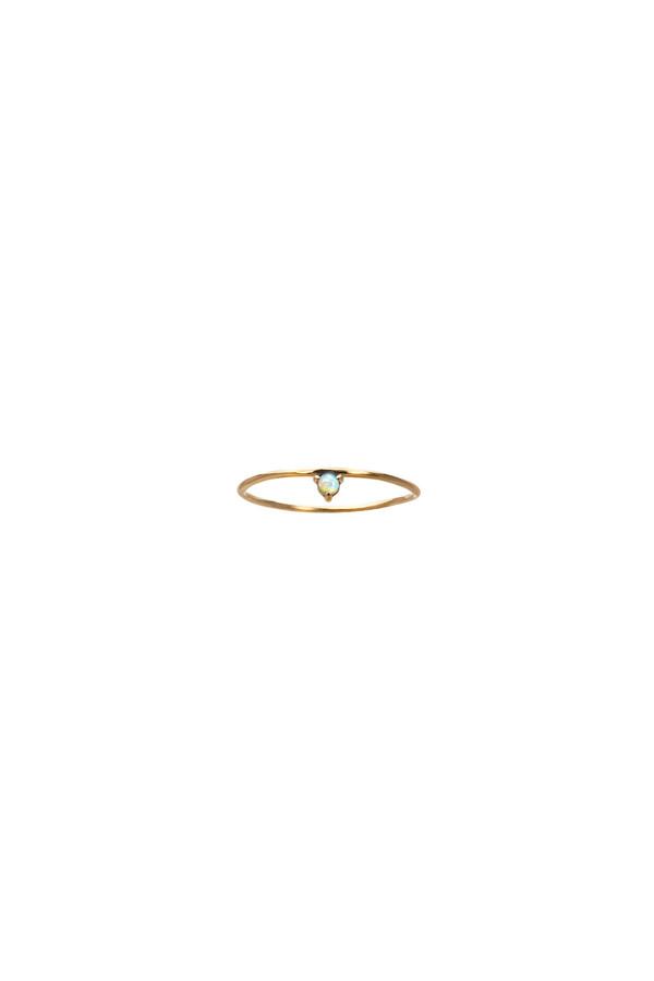 One Step Opal Ring 14KYG