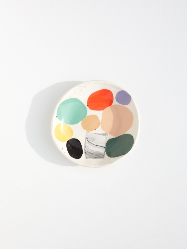 The Pursuits of Happiness Gemstone Dish