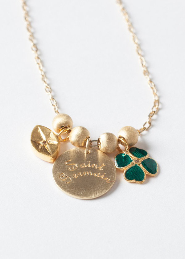 5 Octobre Clove Necklace
