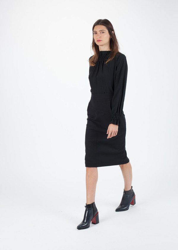 Amelia Toro Fitted Skirt
