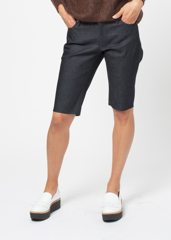 Harvey Faircloth Five Pocket Short