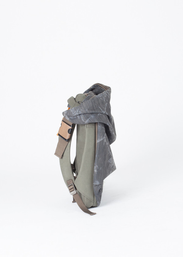 Cote & Ciel Nile Rucksack in Granite