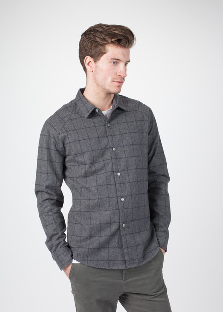 CWST Pacific Plaid Shirt