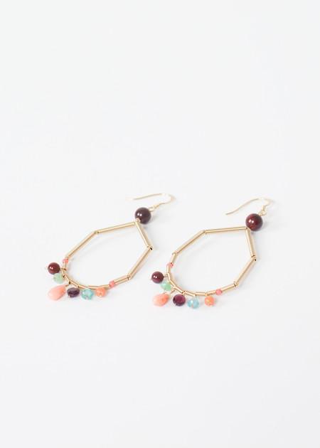 5 Octobre Salda Earrings