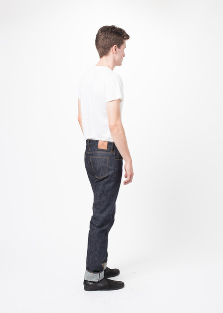 Men's Shockoe Slim Six Kojima Denim