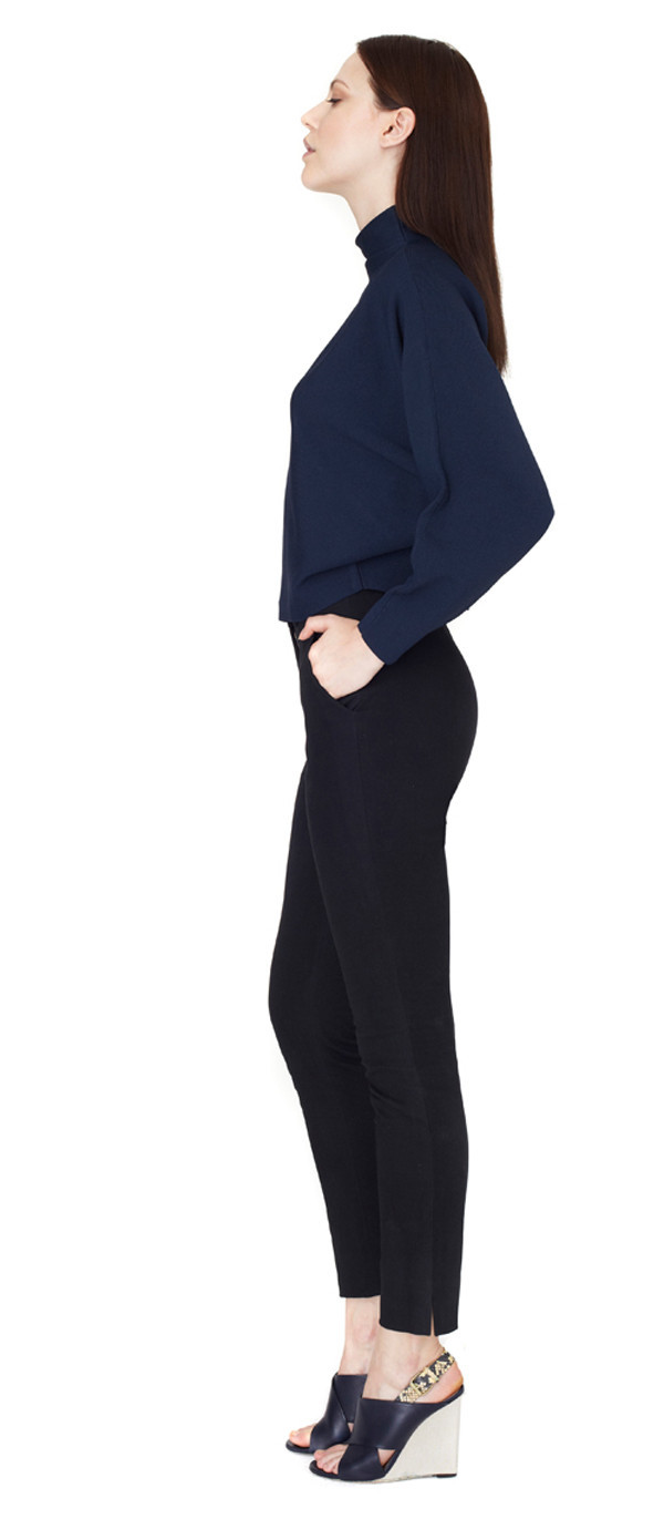 Apiece Apart Camilla Trouser - Black