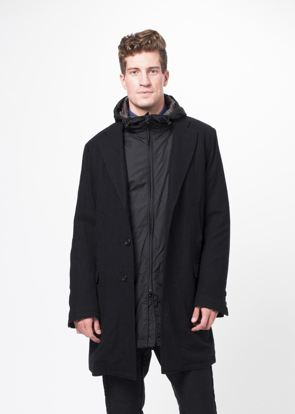 Men's Sage de Cret Two in One Coat