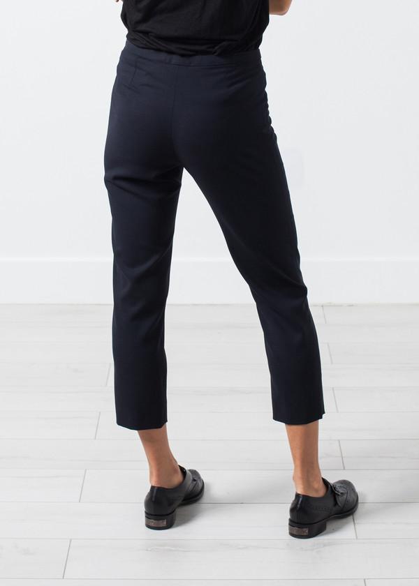 Amelia Toro Wool Cropped Pant