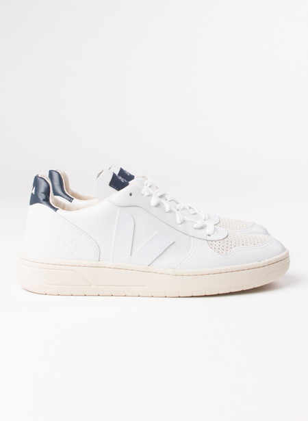 Men's VEJA V-10 BDP Leather Nautico/Nautico