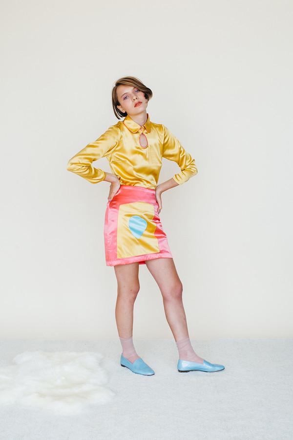 Satellite Skirt