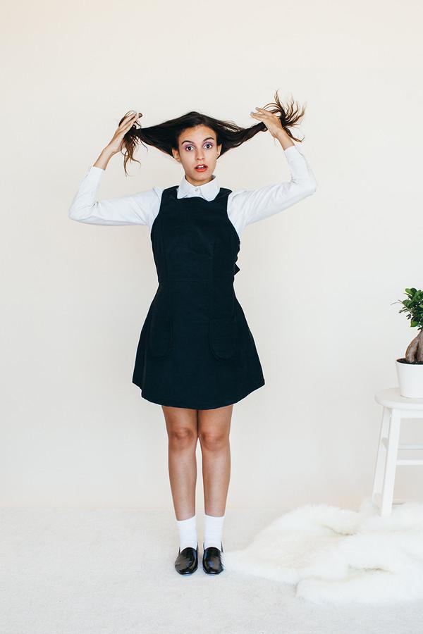 Samantha Pleet Jumper Jumper - Black
