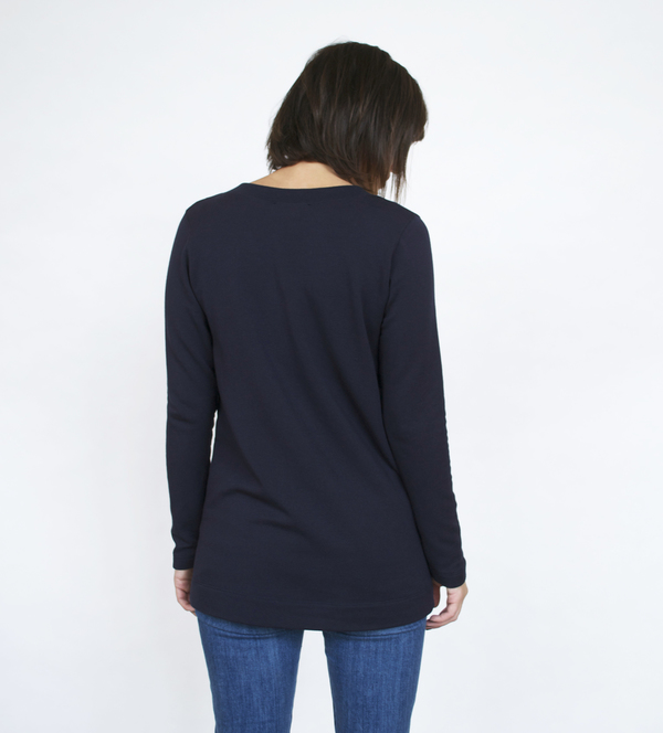 Red 23 V-Neck Sweatshirt