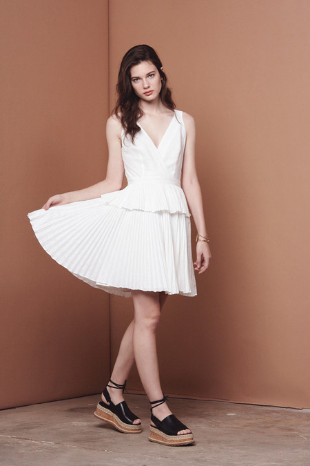 Cosette Bianca Dress
