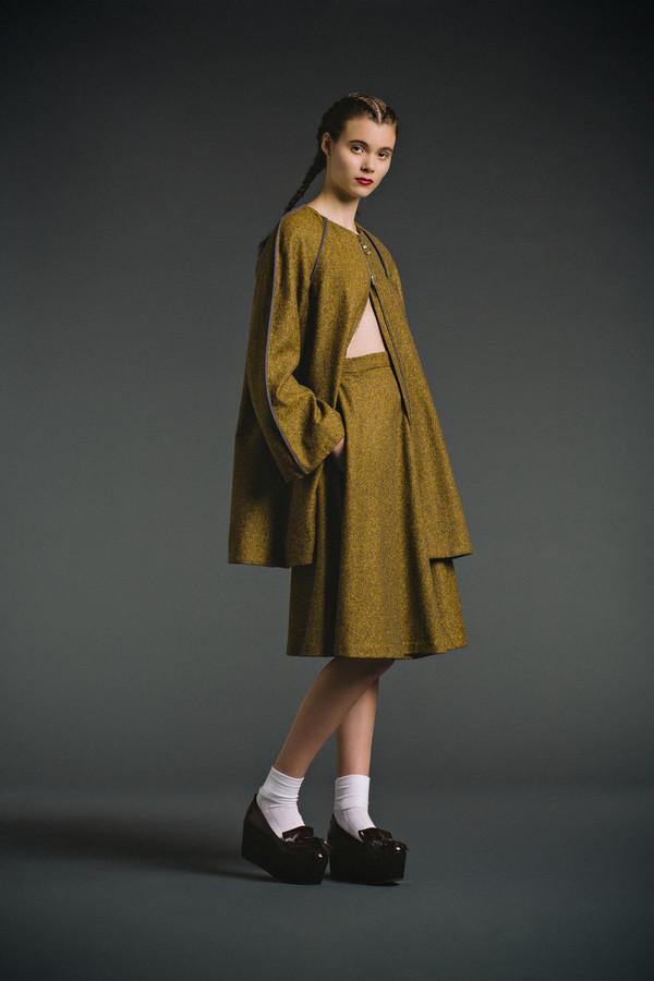 Eliza Faulkner Bibi Coat