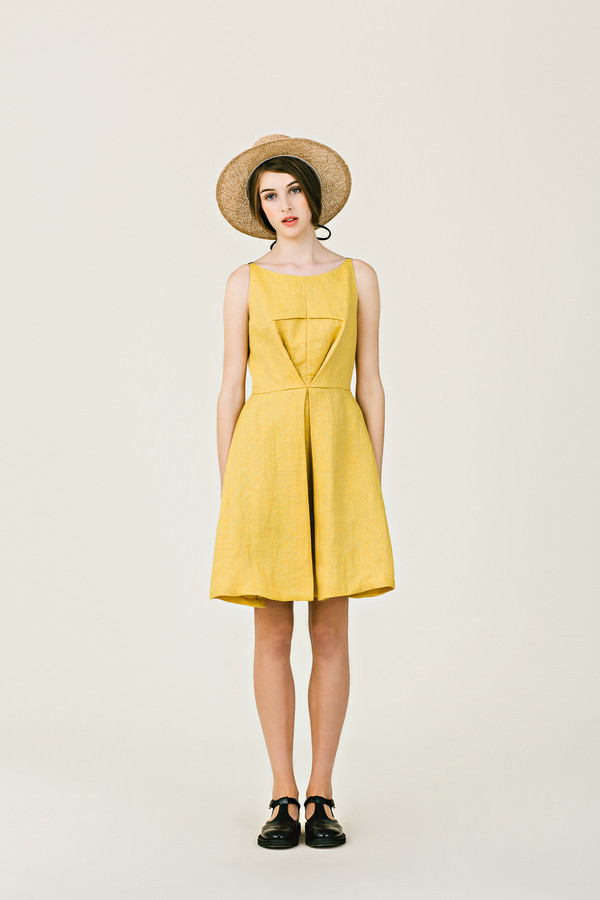 Eliza Faulkner Liesl Dress