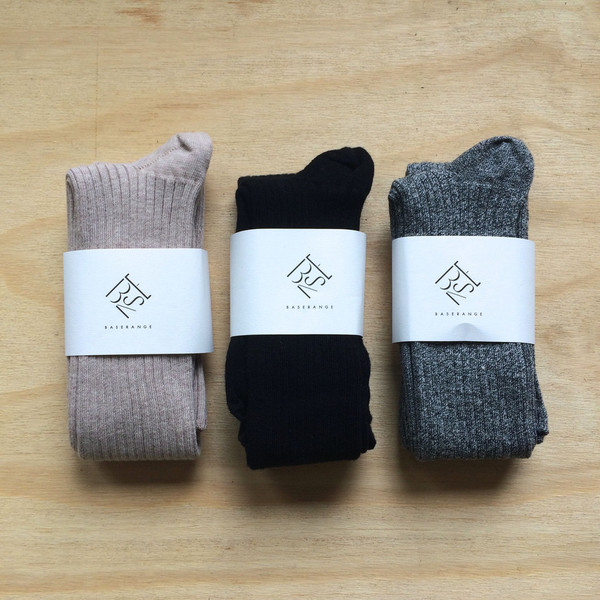 Base Range OTK socks