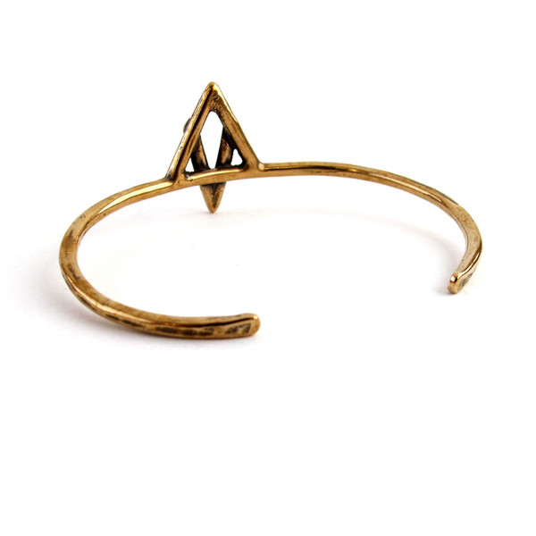 Laurel Hill Holy Mountain Cuff