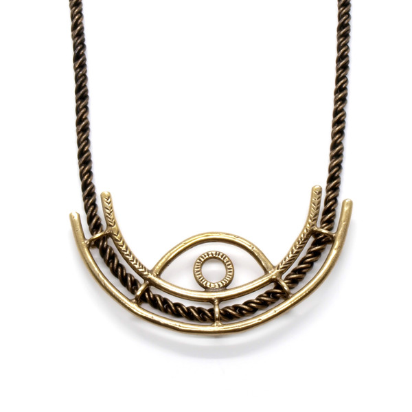 Laurel Hill Horizon Necklace