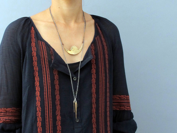 Laurel Hill Khumbu Necklace