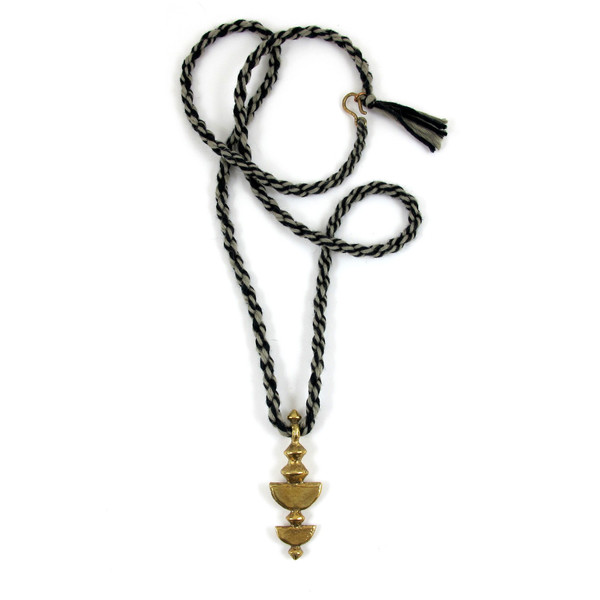Laurel Hill Tribute Rope Necklace