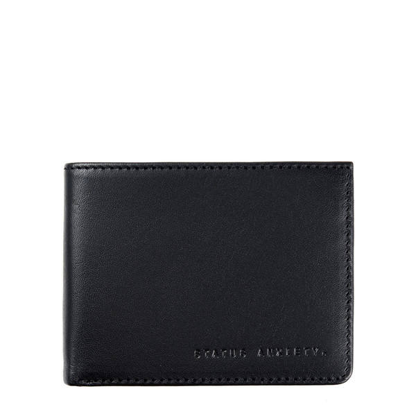Status Anxiety Walter Wallet