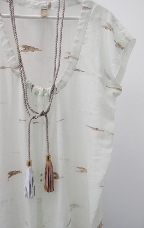 Hechizo Tassel Belt/Necklace