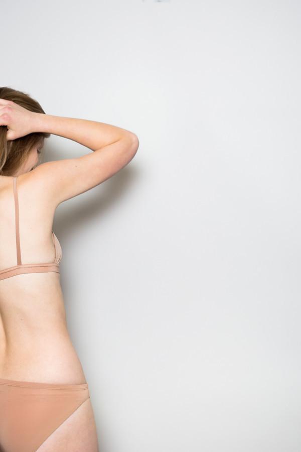Land Of Women Classic Super Soft Bikini / Nude