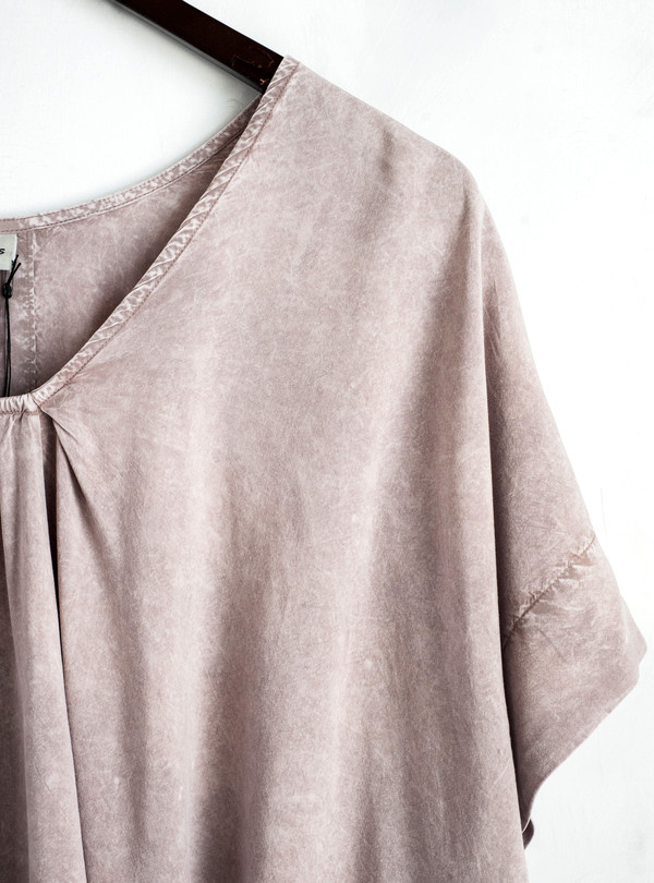 The Odells Pleat Top