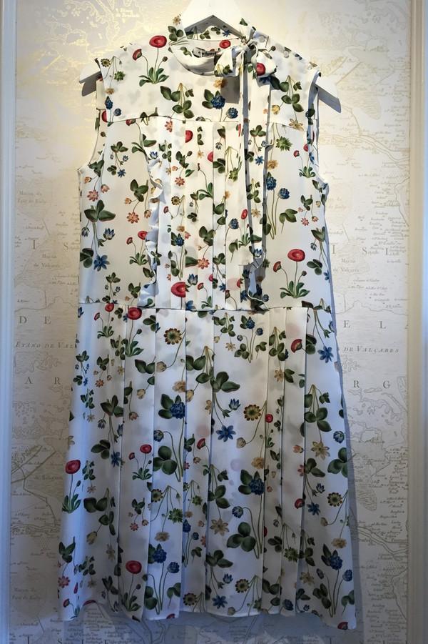 Cacharel Floral print dress