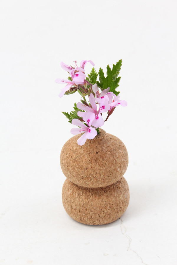 Beklina Cork Vase