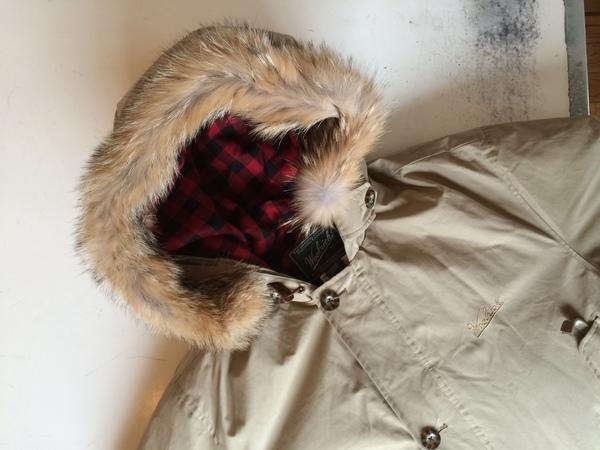 Woolrich Men's Arctic Down Parka