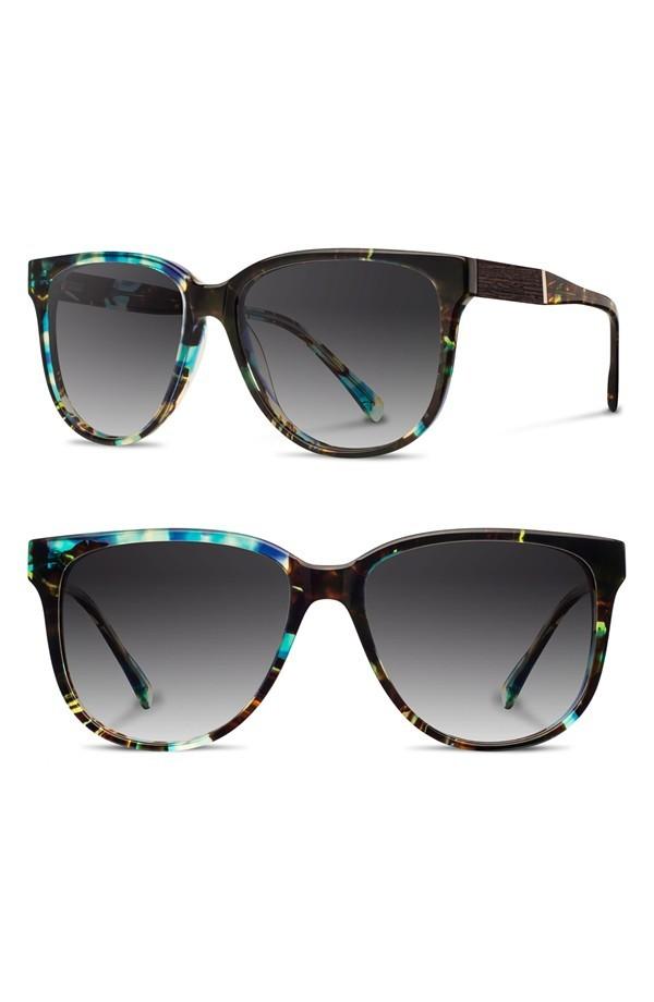 Shwood McKenzie  Retro Sunglasses