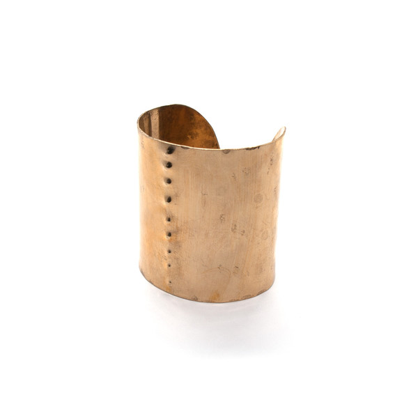 Laurel Hill Jewelry Petroglyph iii Cuff