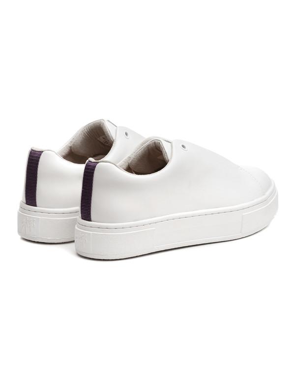 Eytys Doja Leather White