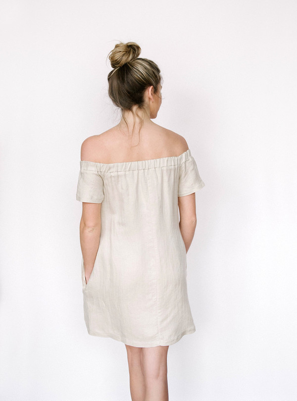 Lush Off Shoulder Dress