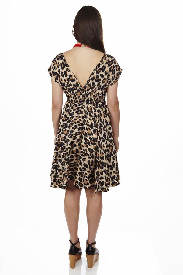 Raquelle. Double V Party Dress