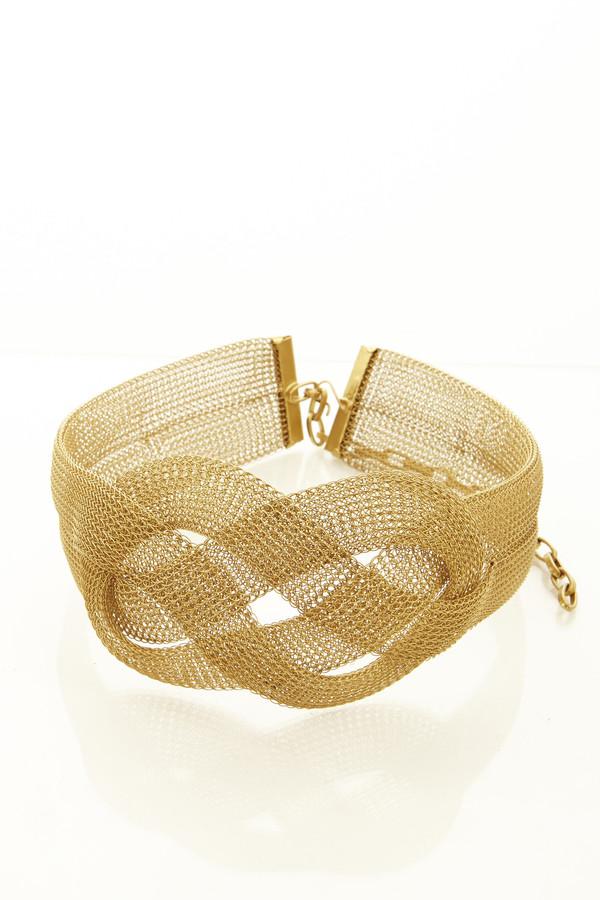 Sarah Cavender Large Knot Belt