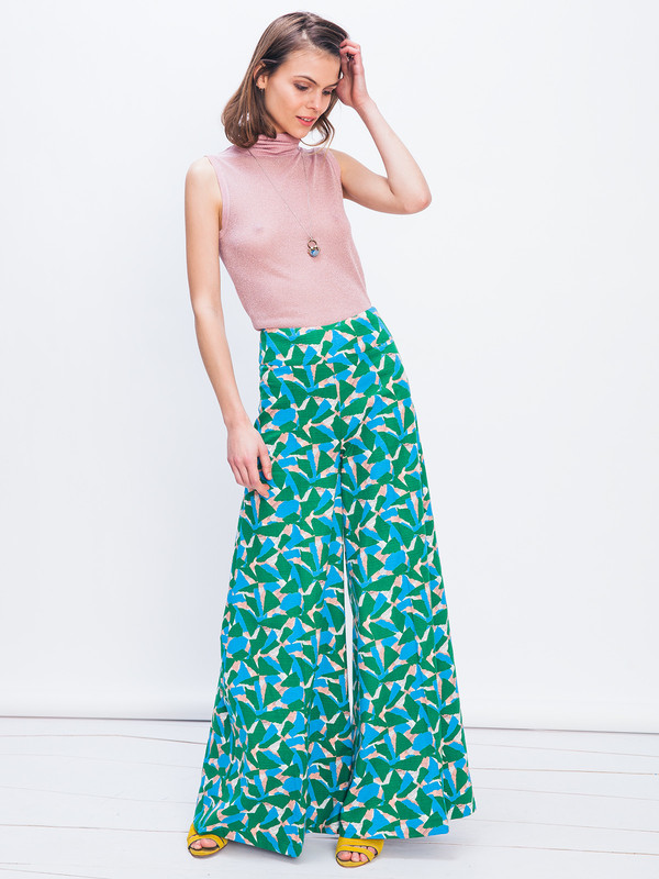 ÁERON WIDE LEG TROUSER