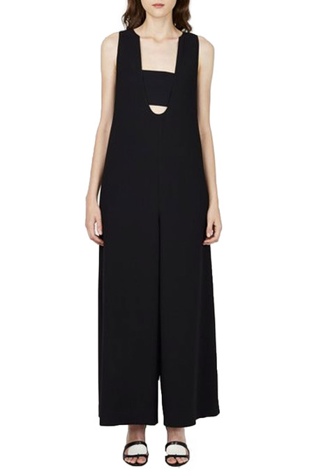Opening Ceremony Talene Jumpsuit I Black