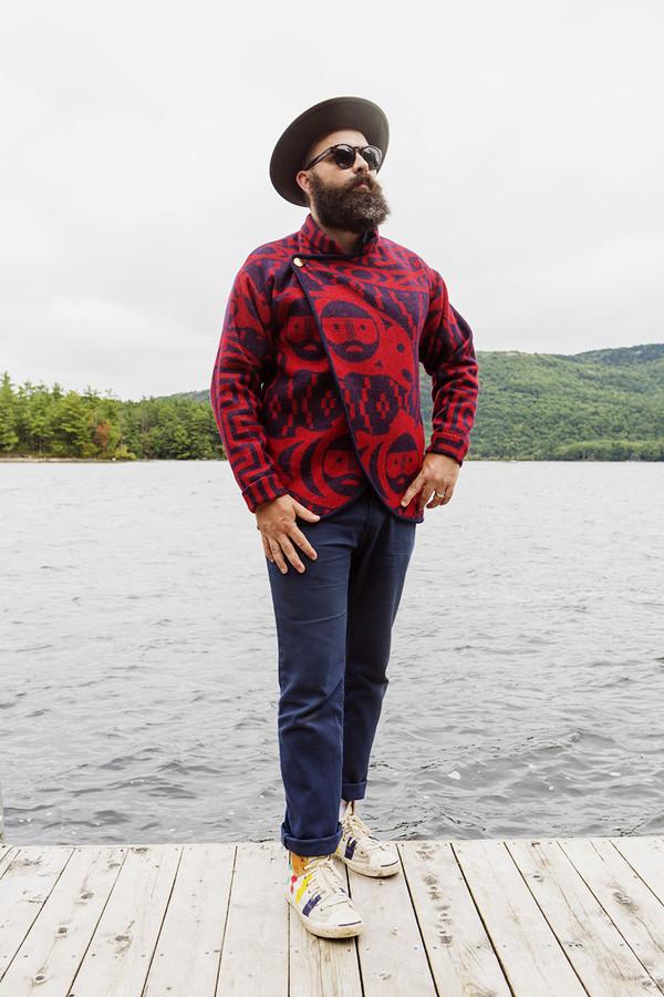 Men's Nahanni Arntzen Northwest Jacket