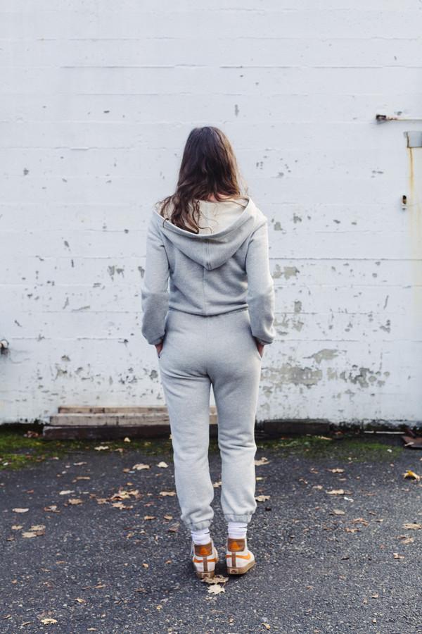 Nahanni Arntzen Pauline Jumpsuit - grey